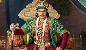 A still from TV serial Jodhaa-Akbar